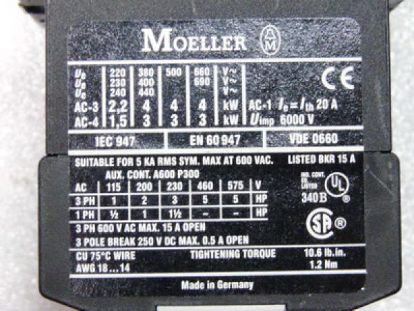 Catalogue: Motor Control Protection - Eaton